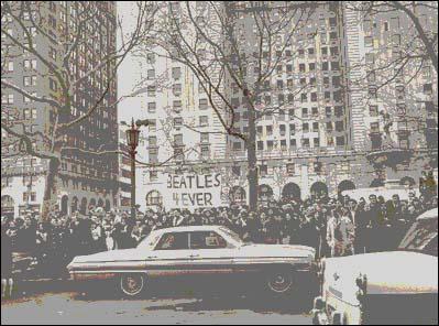 Beatles New York Hotel